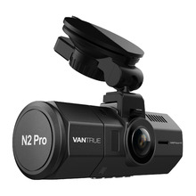 Vantrue N2 Pro Dual Lens Dash Cam 1440P Car Camera Car DVR 310 Deg G-Sensor Loop Recording Night Version Car Video Recorder