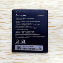 2016 NEW Original BL 242 BL242 Battery For lenovo Lemeng A6000 K3 K30-T 2300mAh Mobile Phone Backup Batteries