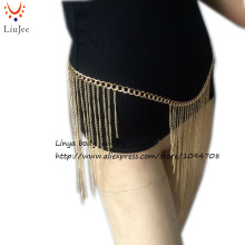 YC-061 gold Color belly chain  belly necklace  sexy belly chain  body chain  body jewelry body chain  belly dance