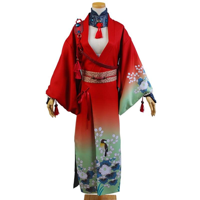 DMMD DRAMAtical Murder Koujaku Kimono Cosplay Costume (1)