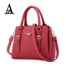 AITESEN New Luxury Brand Women Handbag Women Shoulder Bag Female Vintage Satchel Bag Michael Handbag Sac a Main Tote Bolsa