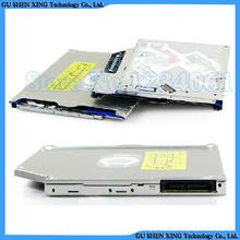9.5mm SATA Slot-in DVD Optical Drive SuperDrive 8X DVD-RW 24X CD Writer for MacBook Pro Core i7 2.2 15 i5 2.5 13 Inch Aluminum