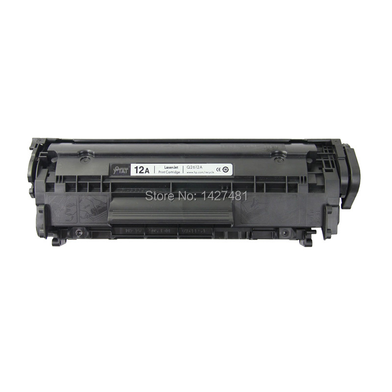 Compatible toner cartridge Q2612A 2612A 12a 2612  for HP LJ 1010 1012 1015 1018 1020 1022 3010 3015 3020 3030 3050 M1005 series<br><br>Aliexpress