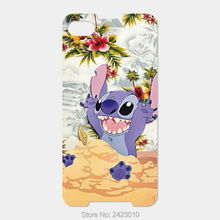 For Blackberry Z30 Z10 Z3 Passport Q30 Classic Q20 Q10 Q5 priv Dtek50 Dtek60 Patterned Cover Lilo and Stitch Ohana phone cases(China)