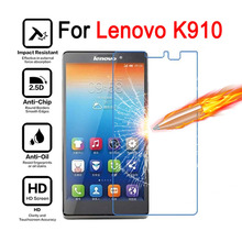 Buy 2pcs Tempered Glass Lenovo K910 Screen Protector Protective Film cover K 910 2.5D 9H Phone Premium Protective Film Case for $2.48 in AliExpress store
