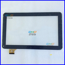 Black White 10.1 -inch HK10DR2438 HK10DR2438-V01 external capacitive touch screen capacitance panel handwritten Free Shipping