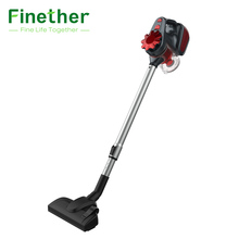 Finether Handheld Bagless Vacuum Cleaner Lightweight Corded Red Floor Sweeper For Multiple Surfaces XL-612(China)