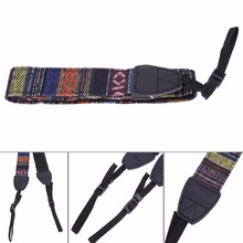 Camera Accessories Vintage Strape Hippie Cotton Camera Strap For Canon For Nikon For Pentax For Sony SLR DSLR