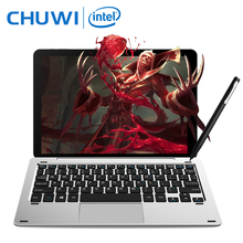 "10.1"" Chuwi Hi10 Pro 2 In 1 Tablet PC Superior Metal Tablet Intel Cherry Trail X5-Z8350 Windows 10 & Android 5.1 4G 64G IPS HDMI"