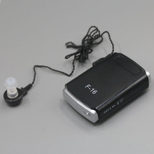 F-16 Personal Deafness Hearing Aid Ear Care Machine Sound Amplifier Hearing Enhancing As Gift For Elderly Hearing Loss