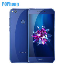 In Stock Original Huawei Honor 8 Lite 4GB RAM 64GB ROM Mobile Phone 5.2 Inch 3000mAh 12.0MP Camera Kirin 655 Octa Core
