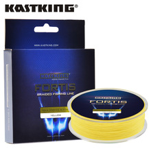 KastKing 320M 8~80LB Brown/Yellow/Blue/Green/Pink Braided Fishing Line Multilament Carp Fishing Line Perfect Fishing Tackle(China)