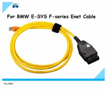 Lowest Price ESYS 3.23.4 V50.3 Data Cable For bmw ENET Ethernet to OBD Interface Cable E-SYS ICOM Coding F-Series for BMW ENET
