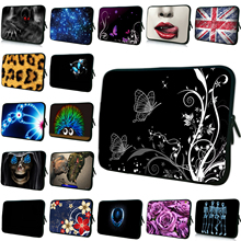 8 15 13 12 10 14 17 7 Inch Laptop Sleeve Cases Funda 13.3 Ultrabook Bag For HP Case Latest Women's 15.6 Inch Funda Notebook Bag