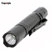 Portable Mini Pocket Pen Deign High Power Electric Torch Aluminum Waterproof Outdoor Lighting Flash Light Drop Shipping