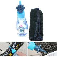 Buy 60ml Bicycle repair tool mountain bike lubricating oil chain oil bicycle maintenance oil Bike Chain Repair Grease Lube Cleaner