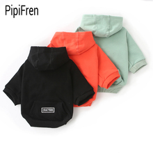 Buy PipiFren Winter Small Dogs Clothes Hoodies Costume Yorkies Chihuahua Animals Dog Pet Cat Clothing Clothes abrigo perro for $12.20 in AliExpress store