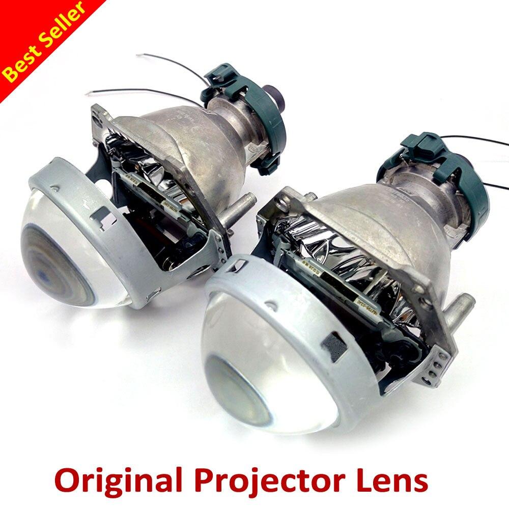 Hella Projector Lens Aluminum 3.0 Inches Bi Xenon Projector Lens Car Hid Headlight Modify D1S D2S D3S D4S Reflector Hi/Lo Beam <br><br>Aliexpress