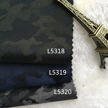Camouflage fabric and high-grade suit cloth green camouflage suit casual suit special offer