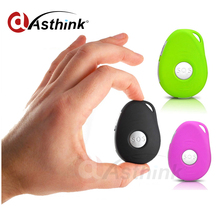 Long Battery and Waterproof Smallest GPS Locator Tracker Monitor/Personal Mini GPS GSM Tracker(China)