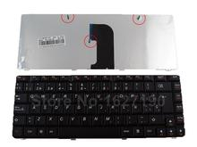 SP/Spanish Laptop Replacement Keyboard for LENOVO G460 BLACK  Repair Laptop Computer Keyboards Laptop Parts