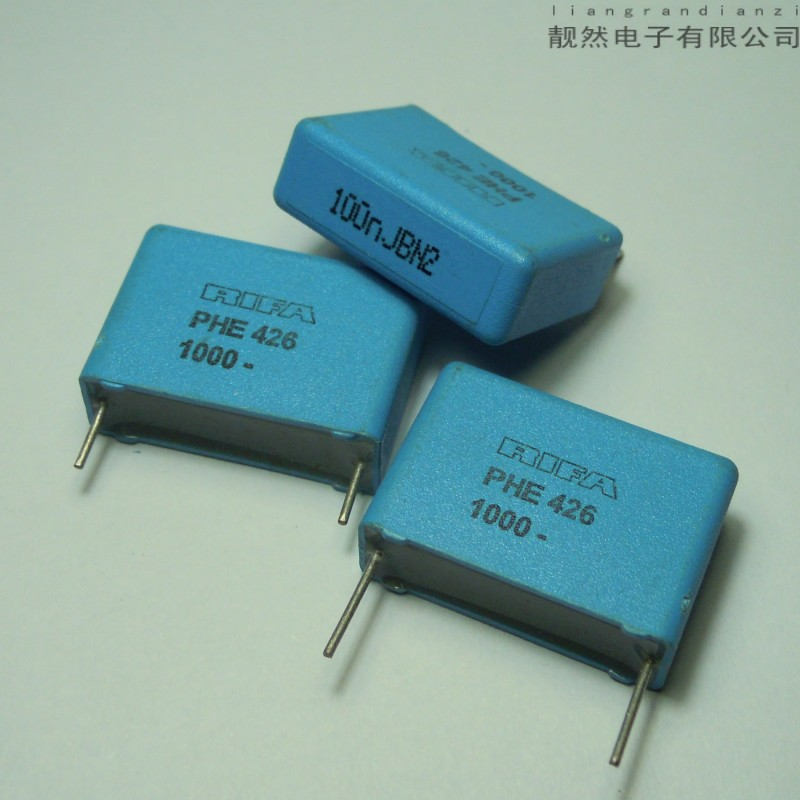 PHE426 original audio 0.1uF 1000v OFC 8x18x25 film capacitors<br><br>Aliexpress