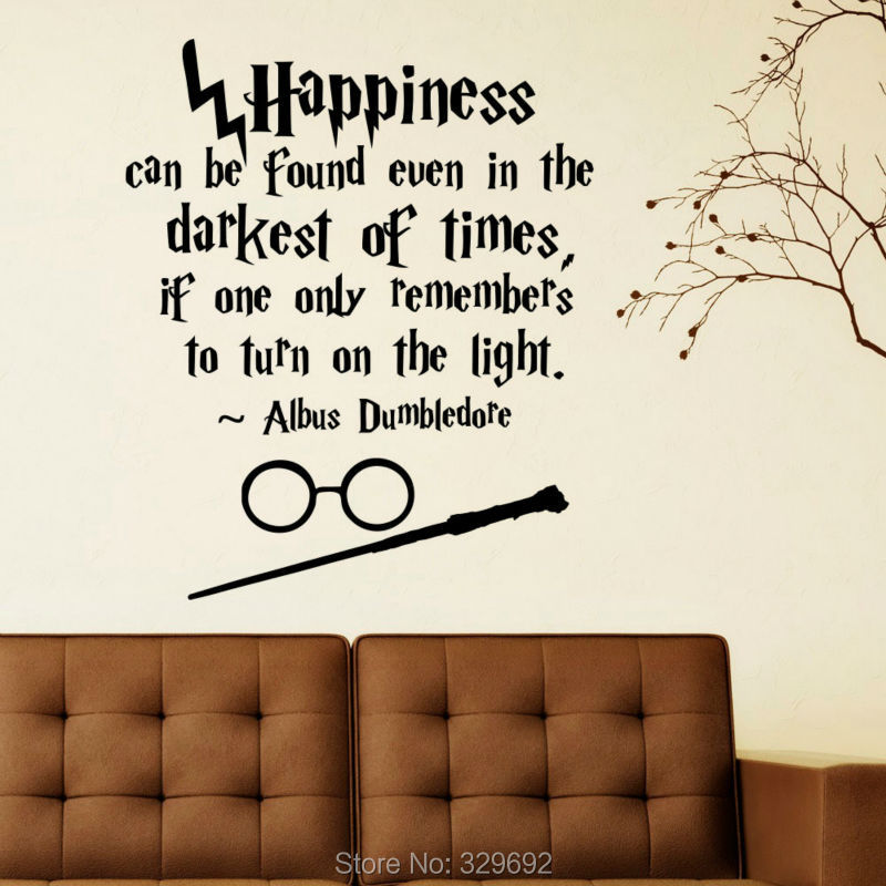 Harry potter wall decals quotes hd photos