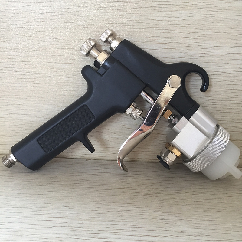SAT1182 professional high quality chrome paint spray gun for car painting pneumatic machine tool<br><br>Aliexpress