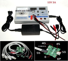 Free shipping PS1503 Mini DC Power Supply Adjustable Digital Regulated power 0-15V 0-3A Dual display for all cell phone repair