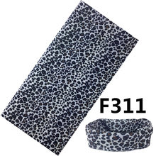 Unisex Women Men Magic Winter Bufandas Cuellos Sports Cycling Leopard Scarves Snood Neck Warm Ski Balaclava Bandana No.F311
