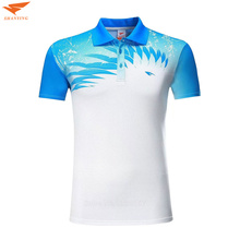 Sports Polo Shirt Men Golf Shirt 100% Polyester Short Sleeve Turn-down Collar Quick Dry Shirts Sportswear Lover Clothes New
