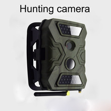 "Wild Outdoor Camera S680M 12MP HD 2.0"" LCD Trail Camera With MMS/GPRS/SMTP/FTP Function GPRS Trail Camera(China)"