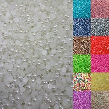 1000Pcs/lot 4mm 15 Kinds DIY Crafting Accessory Wedding Centerpiece Birthday Decorations Acrylic Confetti Party Supplies(China)