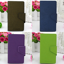 GENMORAL New Brand Design PU Leather Cover Mobile phone Bag Pouch Skin Shell Case Flip For Samsung Galaxy i8700 Omnia 7