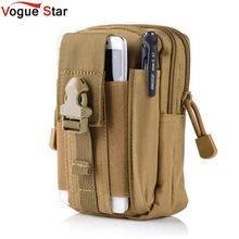 Vogue Star Men's Travel Bags Men Messenger Bags Multifunction bag Nylon Waterproof Material LA70(China)