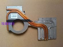 USED working good cooler for HP elitebook 8740 8740W cooling heatsink 597571-001 FOR nVidia graphics subsystems(China)