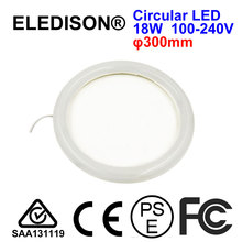 T9 LED Circular Light Tube Ring Annular Tube 18W 300mm 12W 225mm Frosted Cover Retrofit LED Ceiling Light Circle Tube Bulb