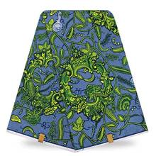 Pagne Africain Super Wax Hollandais The New Listing African Fabric Cotton Fashionable Hojilou African Print Fabric