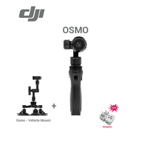Freeshipping original DJI Osmo Handheld 4k camera with Vehicle Mount and 3-Axis Gimbal Aerial Photography brand new In stock