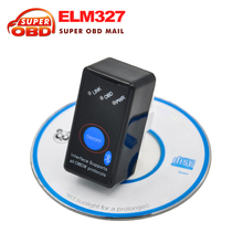 Newest ELM327 V2.1 Super Mini Bluetooth OBD 2 diagnostic tool With Power Switch Work on Android Symbian Windows ELM 327