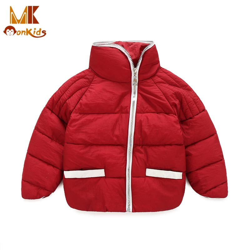 Monkids Outerwear Coat&amp;Jackets for Children Winter Jacket Boys Girls Winter Coat Clothing Warm Winter Jacket WindbreakerОдежда и ак�е��уары<br><br><br>Aliexpress