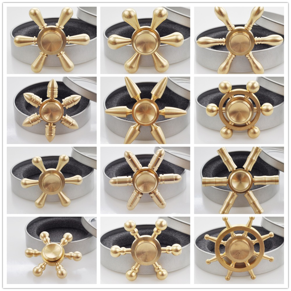 YARD High Speed Hand Spinner Metal Fidget Spinner R188 Bearing Finger Spinners Stress Relief Top Spiner Toy Adults Co., Ltd.)