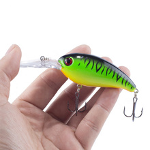 Mr. Fish 1PCS Brand Big Wobblers Fishing lures sea trolling minnow artificial bait carp peche crankbait pesca jerkbait