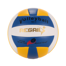 Volleyball Ball Official Size 5  PU Volleyball Soft Touch Volley Ball Indoor Training Handball Ball Beach Gym Game Ball
