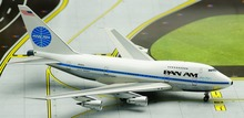 Inflight200 1: 200 Pan American World Airways Boeing aircraft model alloy B747SP IF747SP0615P Limited Collector's Edition