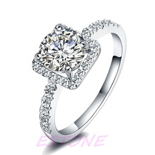 Buy Fake Engagement Rings And Get Free Shipping On Aliexpress Com