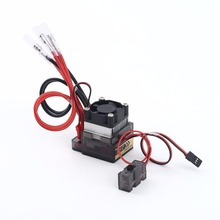 Buy 1Pc 7.2V-16V 320A High Voltage ESC Brushed Speed Controller RC Car Truck Buggy Boat New Hot! for $10.89 in AliExpress store