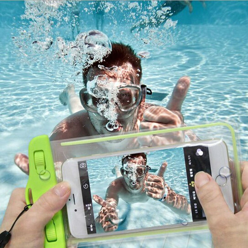 PANFEIXU_Waterproof Underwater Phone Case Bag Pouch for iPhone 6 7 6s 7plus 5 5c 5s SE for galaxy s6 s5 huawei xiaomi(China)