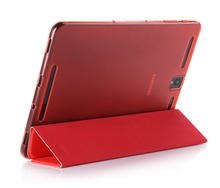 3-Folder Ultra Slim Magnetic Smart Lightweight Stand PU Leather Belt Cover Case For Samsung Galaxy Tab S3 9.7 T820 T825 Tablet