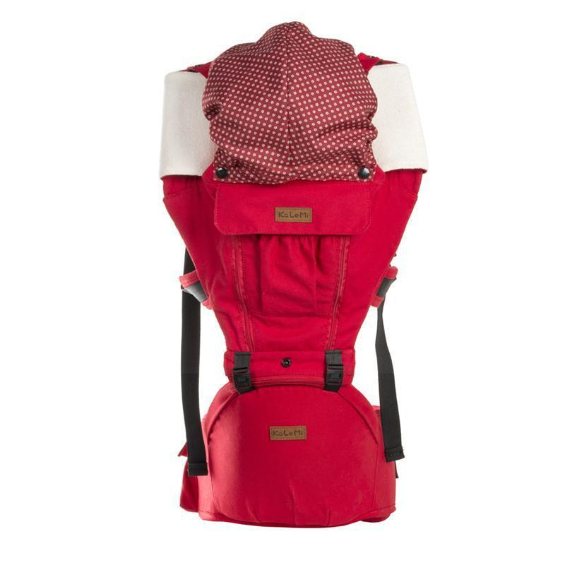 Shoulder baby sling waist stool breathable cotton baby products New Multifunctional Organic Cotton Infant Backpack Carriage<br>
